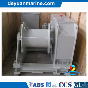 Electric Driven Rope Ladder Winch