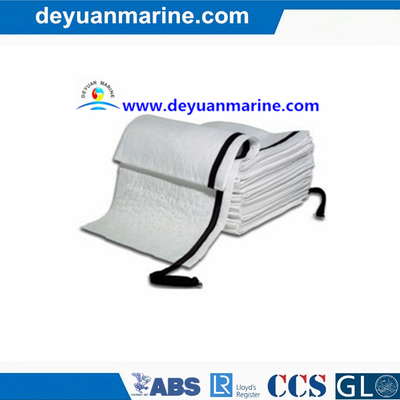 Marine White Oil Absorbent Sweep