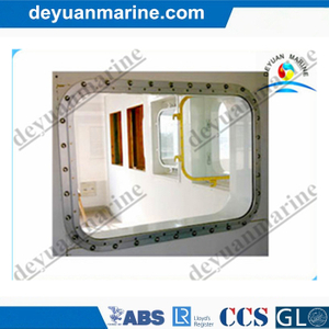 Rectangular Windows for Wheel House Dy190203