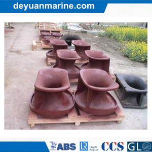 JIS F-2017 AC Type And Bc Type Panama Chock Boat Deck Chocks with Very Good Price