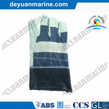 10.5 Inch Industrial Glove Leather Welding Gloves and Nitrile Gloves Factory