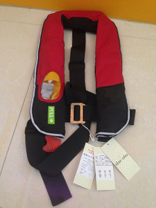 Automatic Inflatable Lifejacket Safety Vest 275n with Good Quality