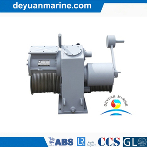 Electric Rescue Boat Winch for Boat