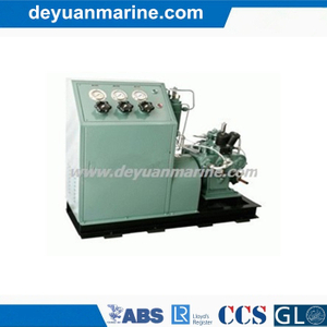 Marine High Pressure Air Compressor / Intermediate Air Compressor