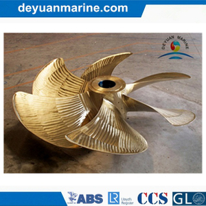 Huge Container Vessal Fixed Pitch Propeller Dy0205