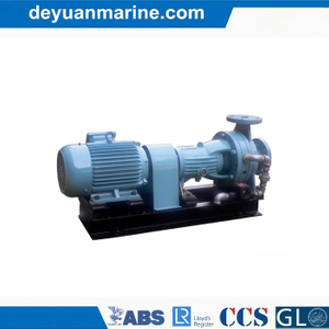 Marine Horizontal Hot Water Circulating Pump