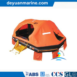 12 Man Yacht Inflatable Liferaft