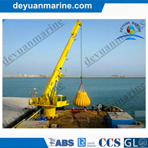 Type Rls Ship Telescopic Boom Crane