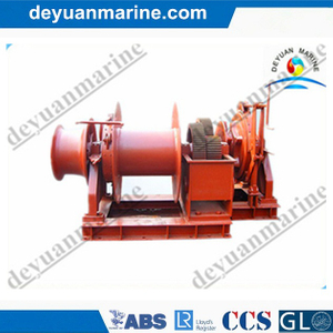Electric Anchor Windlass and Mooring Winch Dy170203